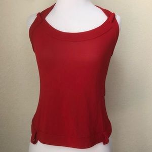 NWT Versace Jeans Couture Womens Top Blouse
